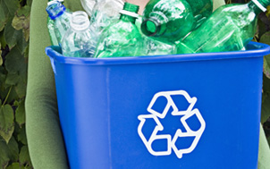 View our Recycling and Garbage page